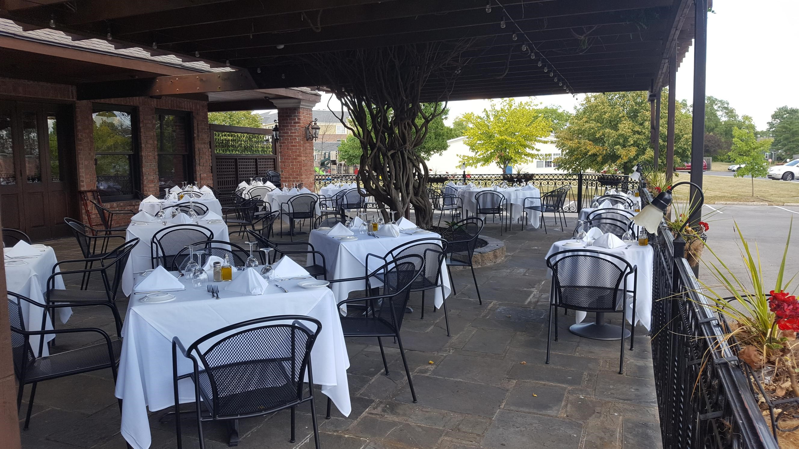 capri indy patio