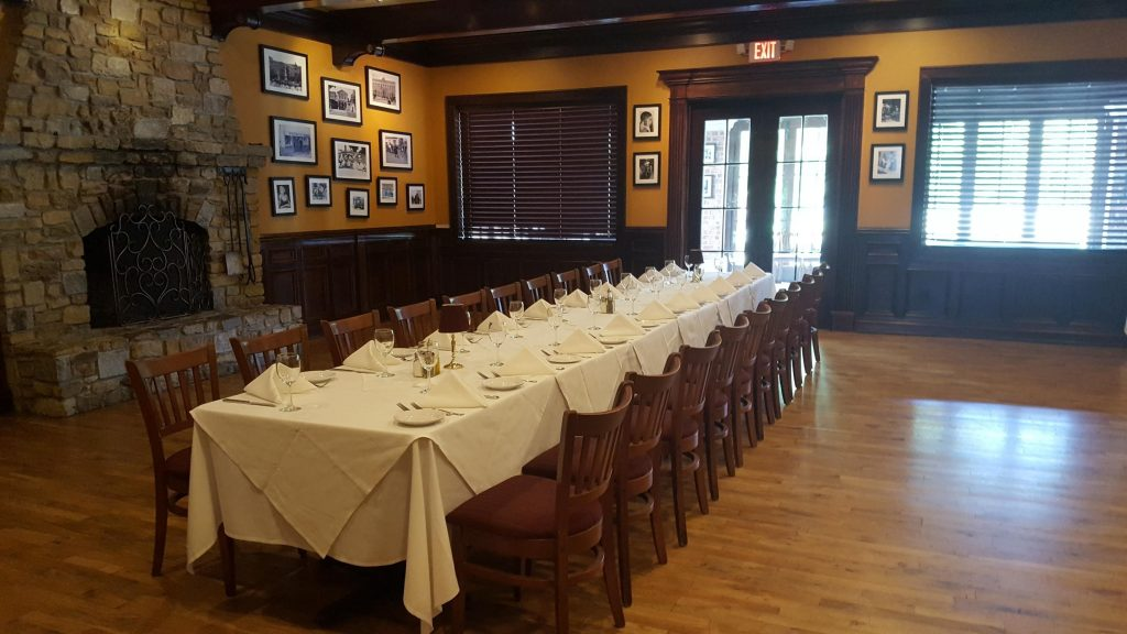 Naples Private Dining Room